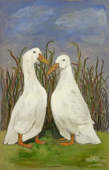 Peking Ducks