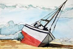 Greenlandic-Boat